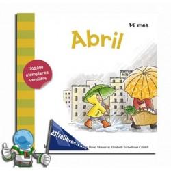 Abril. Libro colección Mi mes