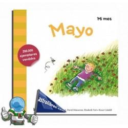 Mayo. Libro colección Mi mes