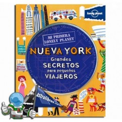NUEVA YORK , MI PRIMERA LONELY PLANET