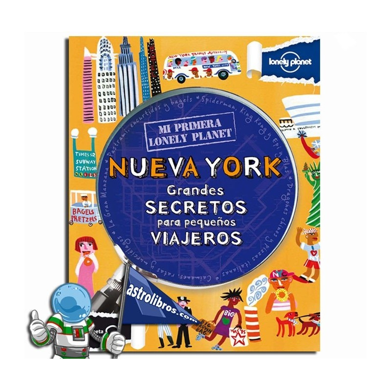 NUEVA YORK. Mi primera Lonely Planet