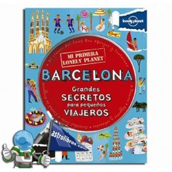 BARCELONA , MI PRIMERA LONELY PLANET