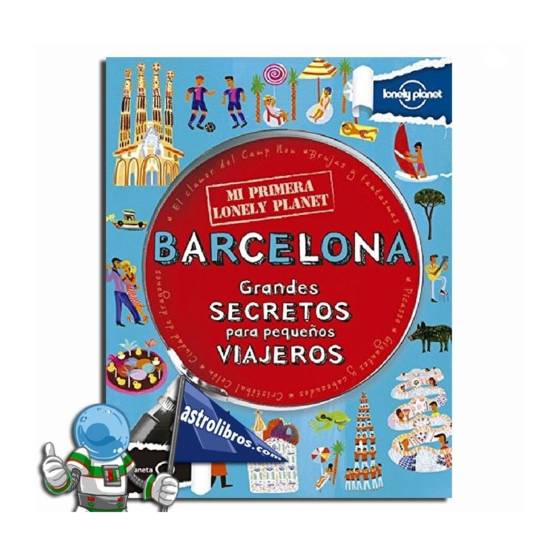 Mi primera Lonely Planet: BARCELONA