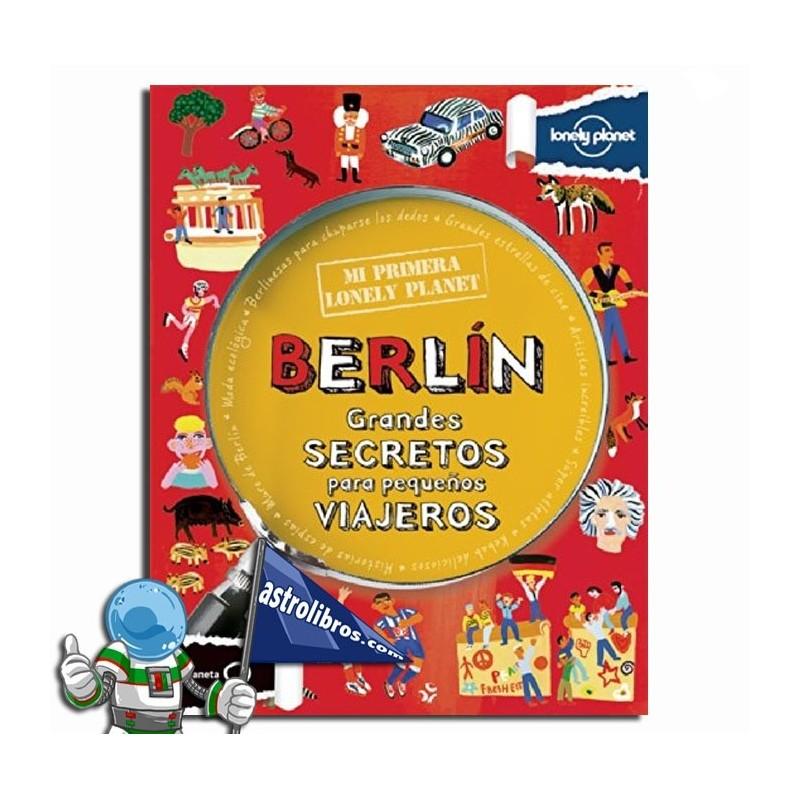 Mi primera Lonely Planet: BERLÍN