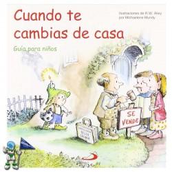 CUANDO TE CAMBIAS DE CASA |...