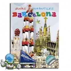 BARCELONA. Guías infantiles.
