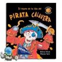 Libro Pop-up. El tesoro de la isla del pirata calavera.