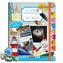 Mi cuaderno de excursionista al mar