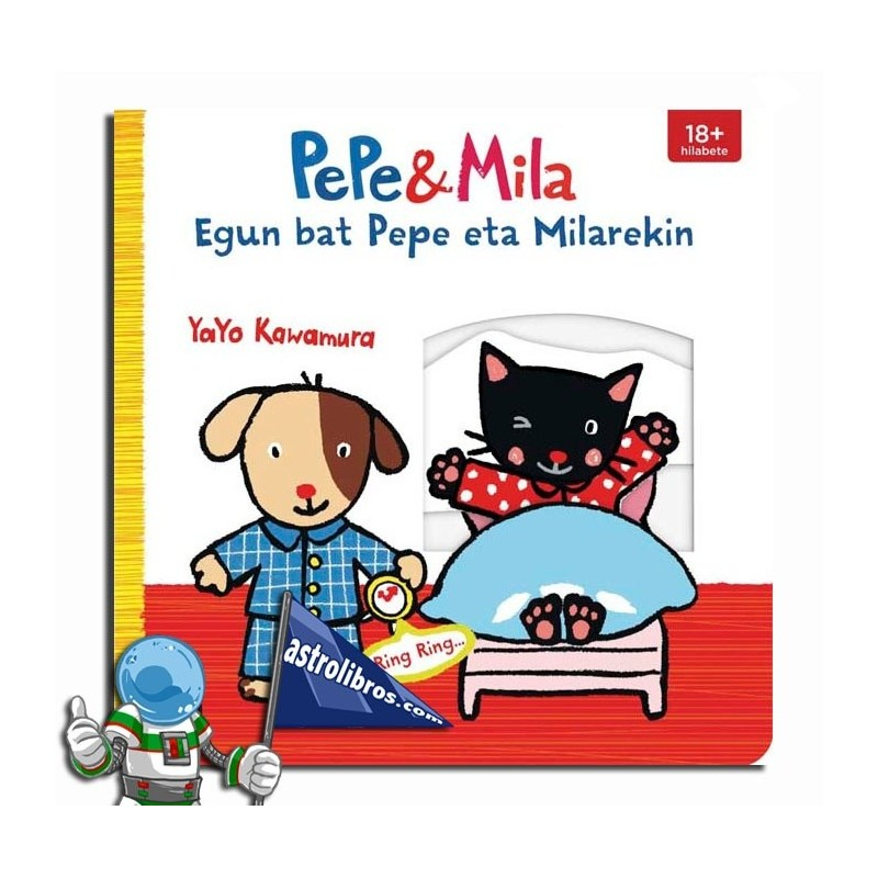 PEPE & MILA EGUN BAT PEPE ETA MILAR