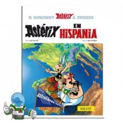 ASTERIX 14 EN HISPANIA