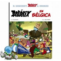 Cómic: ASTERIX 24 EN BELGICA