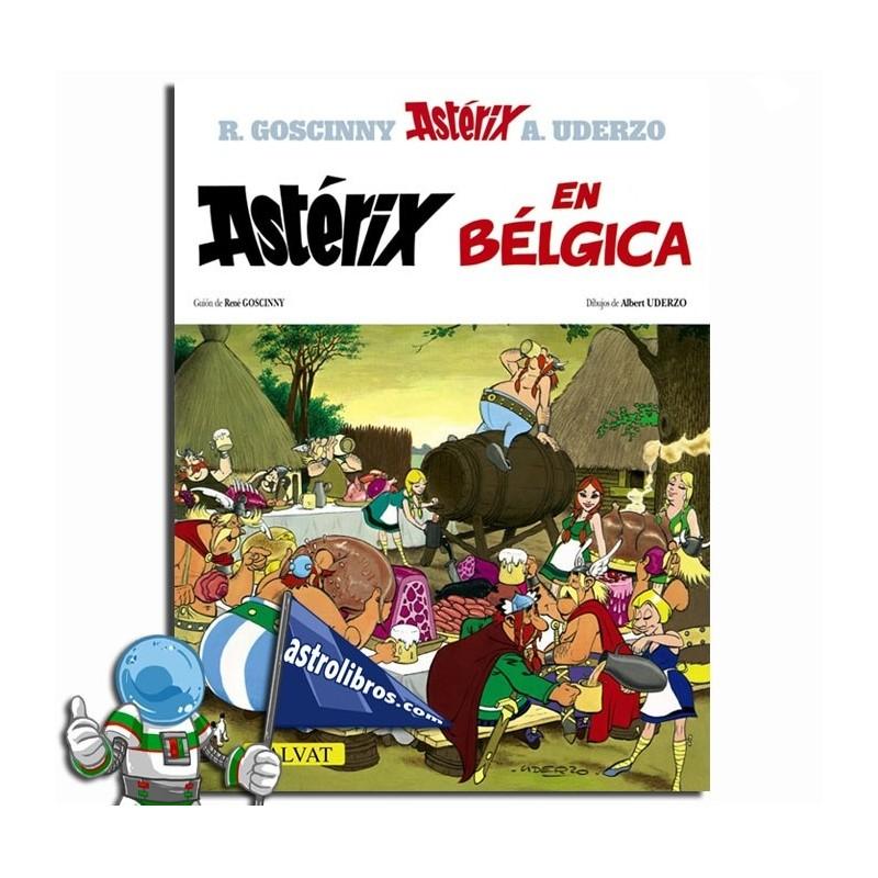 ASTERIX 24 EN BELGICA