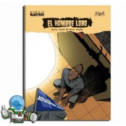 EL HOMBRE LOBO. BAUL DE LOS MONSTRUO