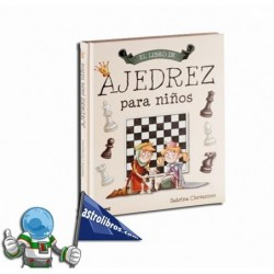 Libro-juego: AJEDREZ PARA NIÑOS