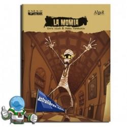 LA MOMIA. BAUL DE LOS MONSTRUOS