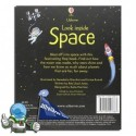 SPACE LOOK INSIDE (Libro infantil en inglés)