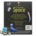 SPACE LOOK INSIDE (Libro infantil en inglés)