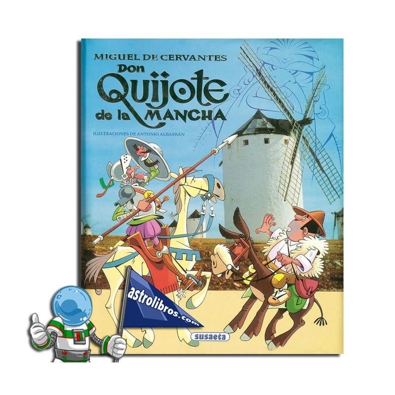 DON QUIJOTE DE LA MANCHA (GRAN FORMATO)