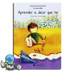 APRENDER A DECIR QUE NO. EMOCIONES 7 (LA ASERTIVIDAD)