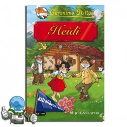 HEIDI. GERONIMO STILTON