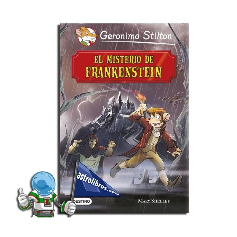 El misterio de Frankenstein. Erderaz.