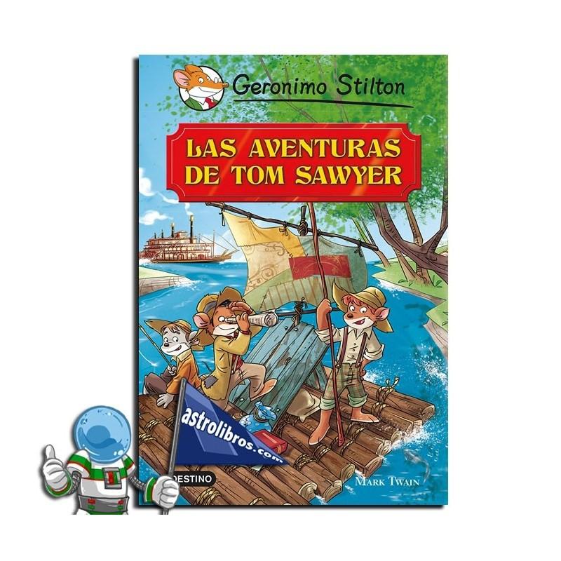 LAS AVENTURAS DE TOM SAWYER. GRANDES HISTORIAS