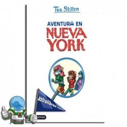 Aventura en Nueva York   Tea Stilton nº 6