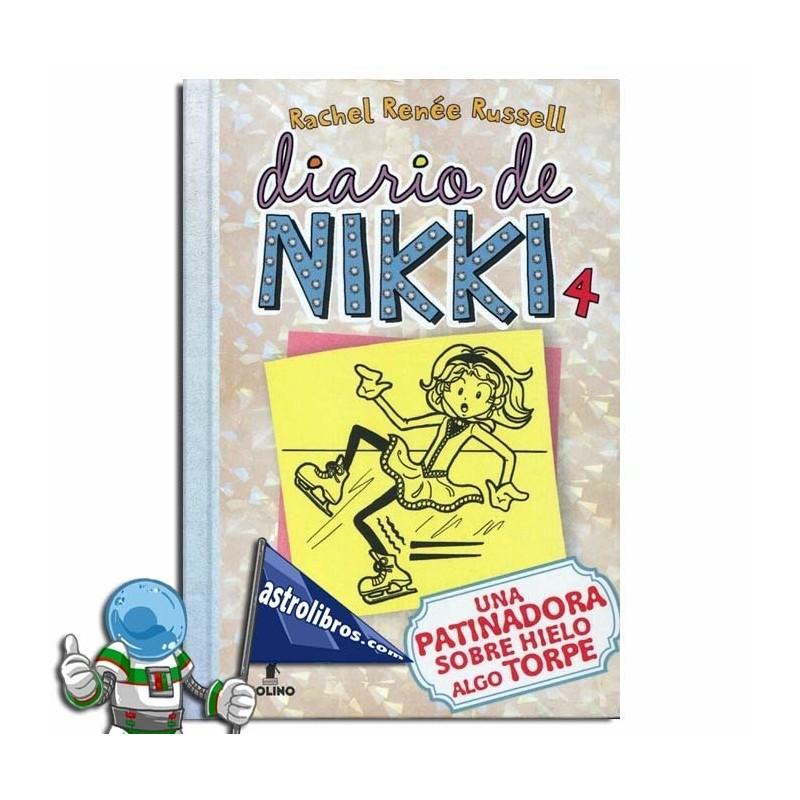Diario de Nikki 4 | Una patinadora sobre hielo algo torpe
