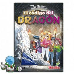 TEA STILTON 1. EL CÓDIGO DEL DRAGÓN. NUEVA PORTADA