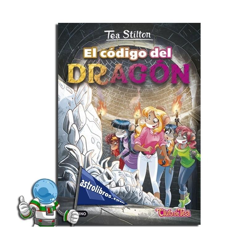 TEA STILTON 1 | EL CÓDIGO DEL DRAGÓN