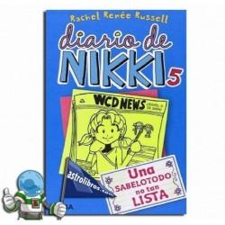 UNA SABELOTODO NO TAN LISTA , DIARIO DE NIKKI 5
