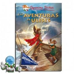 Las aventuras de Ulises. Grandes historias. Erderaz.
