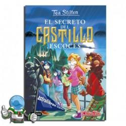 TEA STILTON 9. EL SECRETO DEL CASTILLO ESCOCÉS. NUEVA PORTADA