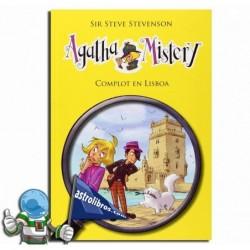 Complot en Lisboa. Agatha Mistery 18. Erderaz.