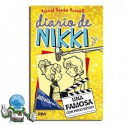 UNA FAMOSA CON POCO ESTILO , DIARIO DE NIKKI 7