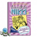 Diario de Nikki 8. Erase una vez una princesa algo desafortunada.