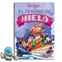TEA STILTON 7. EL TESORO DE HIELO. NUEVA PORTADA