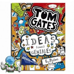TOM GATES 4. IDEAS CASI GENIALES