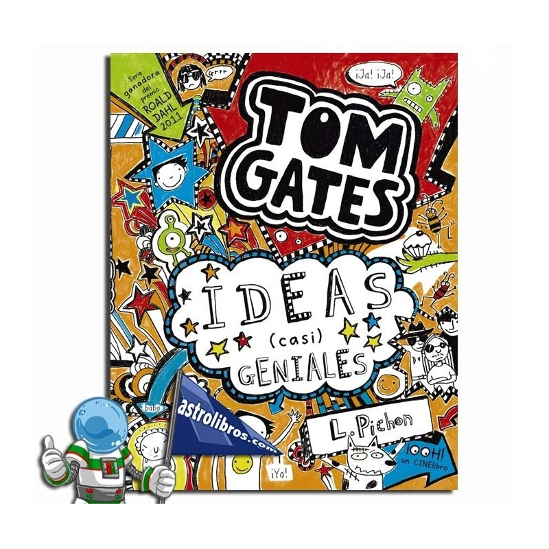 TOM GATES 4. IDEAS CASI GENIALES