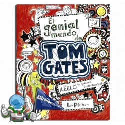 TOM GATES 1. EL GENIAL MUNDO DE TOM GATES