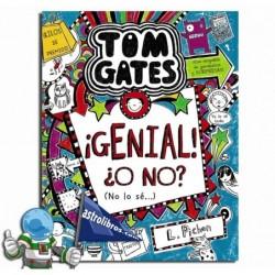 ¡Genial! ¿o no? (No lo sé...) Tom gates 8. Erderaz.