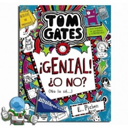 TOM GATES 8. GENIAL ¿O NO?