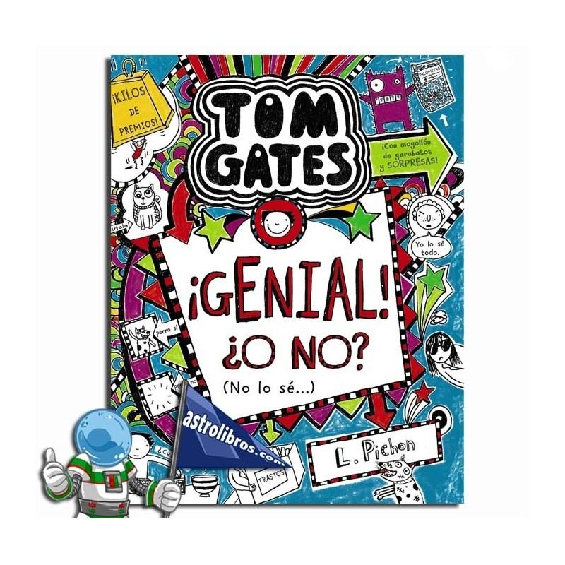 TOM GATES 8 | GENIAL ¿O NO?