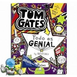 TTodo es genial (y bestial) Tom gates 5. Erderaz.
