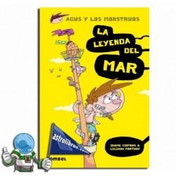 LA LEYENDA DEL MAR. AGUS Y LOS MONSTRUOS 5