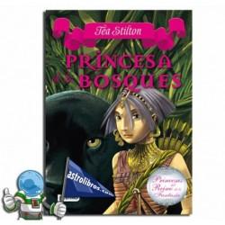 Princesas del Reino de la Fantasía 4. Princesa de los bosques.