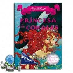 Princesa de los Corales. Princesas del Reino de la Fantasía 2
