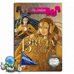 Bruja de los sonidos. Princesas del Reino de la Fantasía 9