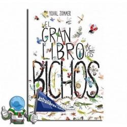 El gran libro de los bichos. Erderaz.