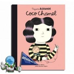 Coco Chanel. Pequeña & Grande. Erderaz.