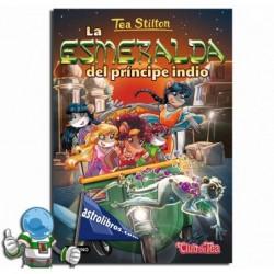 LA ESMERALDA DEL PRÍNCIPE INDIO | TEA STILTON 12